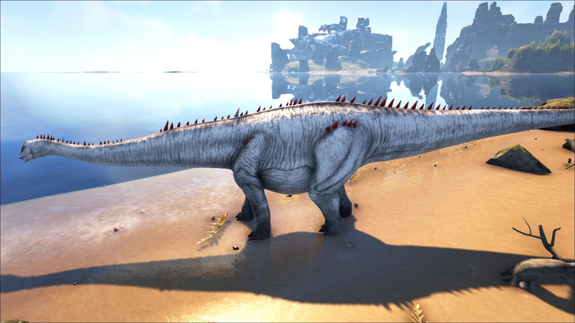 Diplodocus Official ARK Survival Evolved Wiki