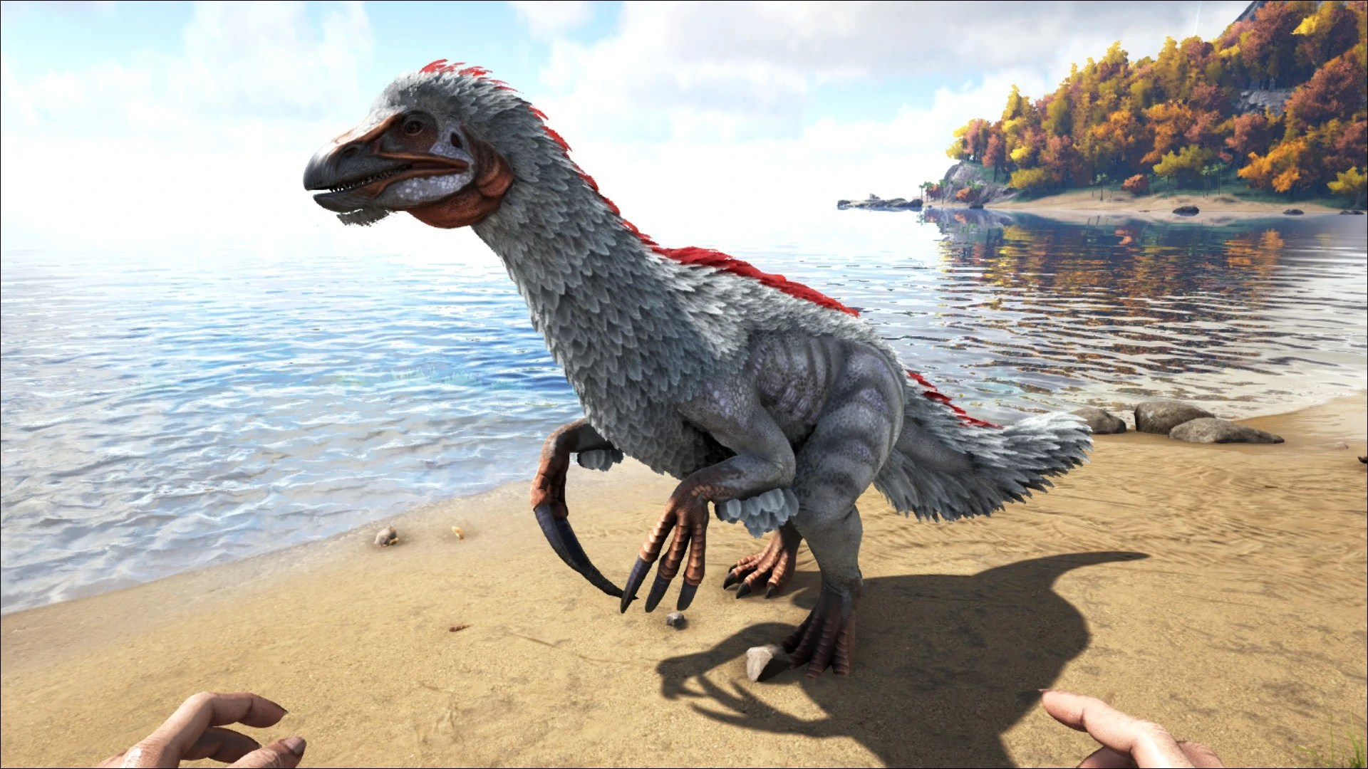 Therizinosaur Official ARK Survival Evolved Wiki