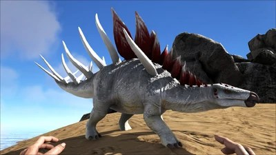 Kentrosaurus Official ARK Survival Evolved Wiki