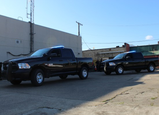 Check out the newest additions to the Arkadelphia Police Department fleet! These two are the first of the new Sergeant trucks, additional trucks will be added in the future. Due to COVID-19, our patrol cars have been delayed. However, we look forward to having these two wrapped and put to good use! Thank you to the citizens of Arkadelphia for the vote of confidence in the Move Arkadelphia Forward special election! These trucks will serve our Police Department well!