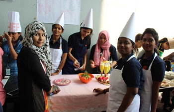 Fireless Cooking competition-main