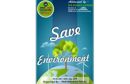 SAVE ENVIRONMENT435x280