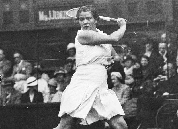 Życiorysy polskich tenisistów – Jadwiga Jędrzejowska