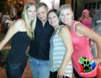 Brian and his beautiful ladies :)