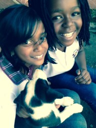 Crawford Preparatory School visit to Ark Animal Centre 001