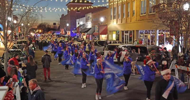 Arkadelphia parade