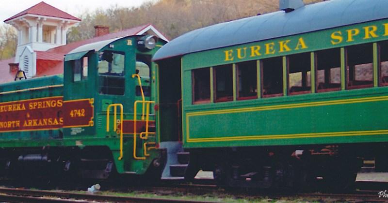 Eureka Springs Train