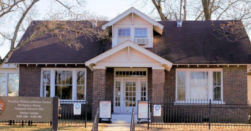 Birth Home of William Jefferson Clinton