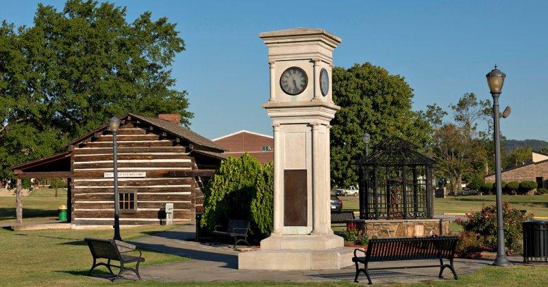 Janssen Park Mena Arkansas