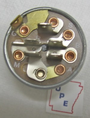 IGNITION SWITCHES AND KEYS FOR LAWN MOWERS