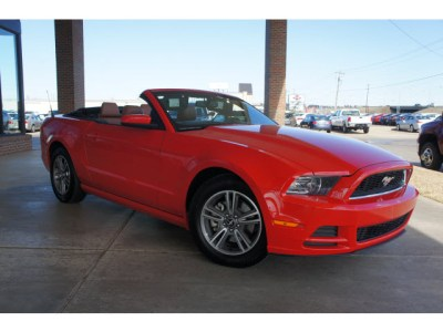 2013 Ford Mustang for sale at Harry Robinson
