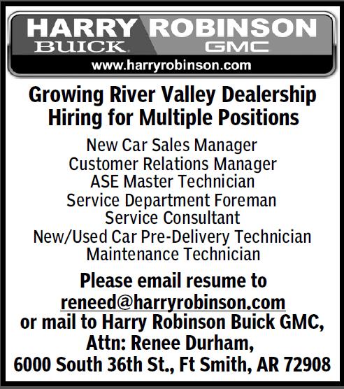 Click for Job Descriptions