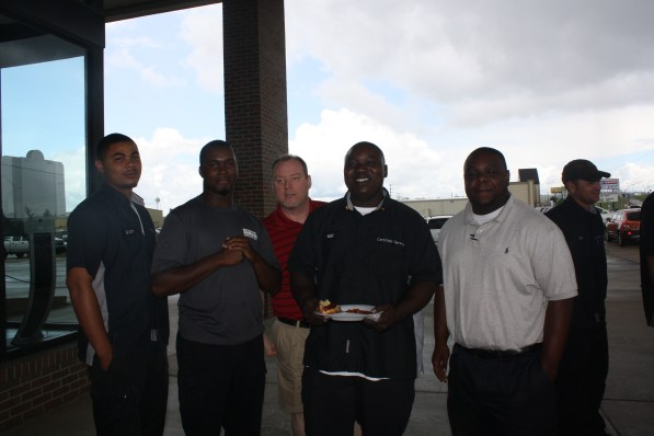 Bryant, Dre, Scott, Lumpy & Tray