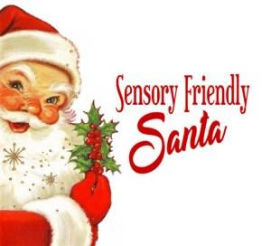 Sensory Friendly Santa