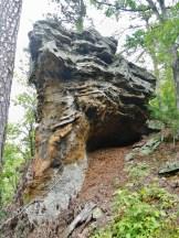 Witts Springs Pedestal