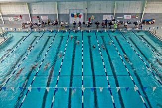 One Hours Swim, Bentonville, 2012?