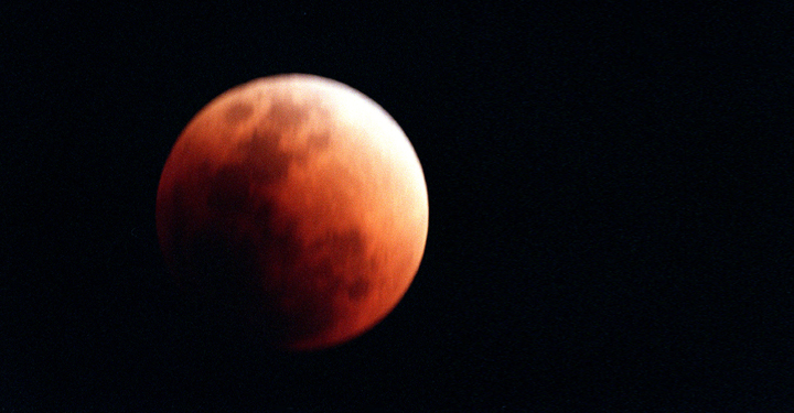 lunar eclipse (nasa public domain image)