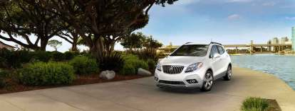 2016-Buick-Encore-in-White-Pearl-Tricoat