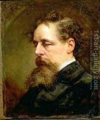 Portrait-Of-Charles-Dickens-1812-70