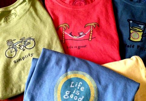 Life is Good shirt4