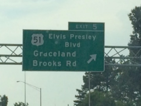 Elvis lives on.