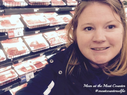 AWB MEAT Counter SElfie