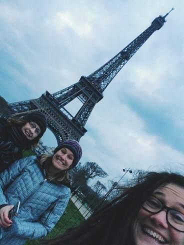 Adventures in Blogging, Paris