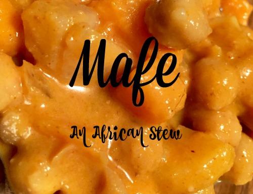 mafe african stew