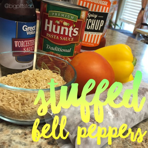 stuffed bell peppers keisha