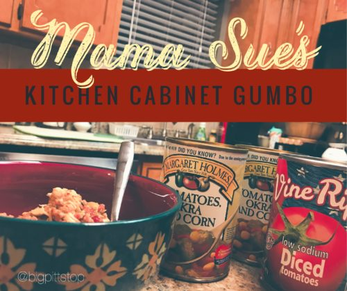 Keisha Mckinney Mama Sue S Kitchen Cabinet Gumbo