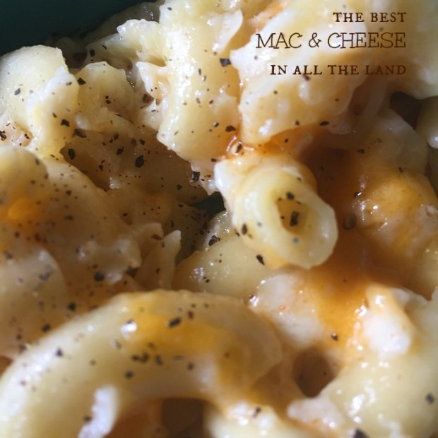 The Best Mac and Cheese via Grace Grits Gardening Talya Boerner