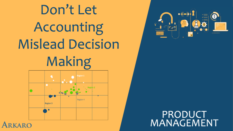 Don't Let Accounting Mislead Decision Making!