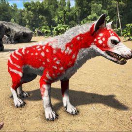 ark console commands Hyaenodon_PaintRegion0