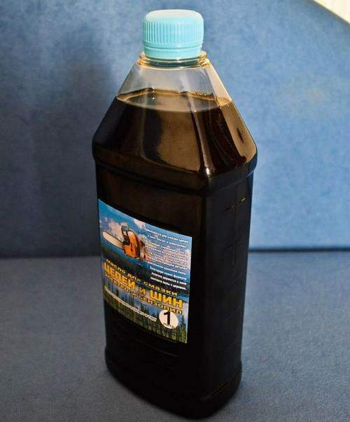 Chainsaw Chain Oil Viscosity