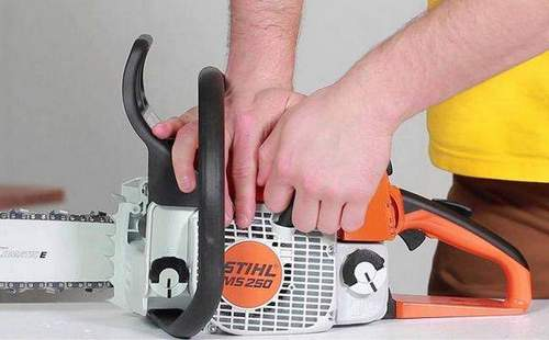 How Stihl 170 differs from 180