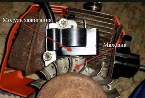 How to Set Ignition on a Trimmer