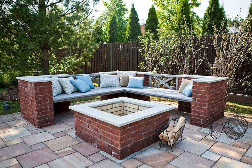 ideas de fogateros para patio