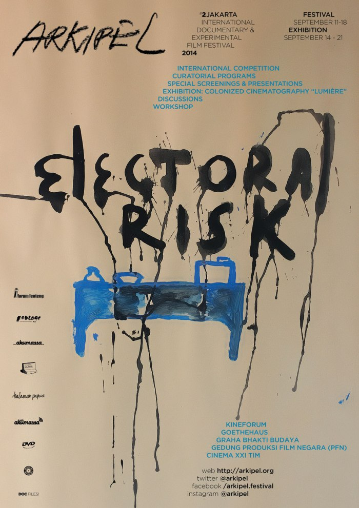 Arkipel: Electoral Risk - Poster