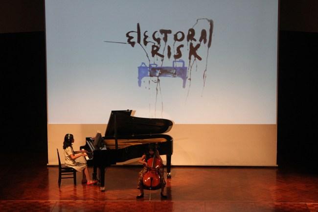 Juventius Sandy Setyawan (Juve)_ARKIPEL ©2014 Opening Night ARKIPEL Electoral Risk_18