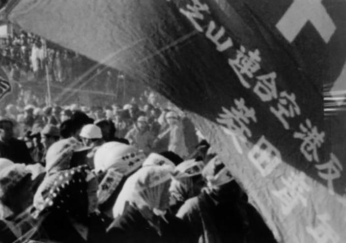 """Cuplikan filem """"Summer in Narita"""", Ogawa Shinsuke"""