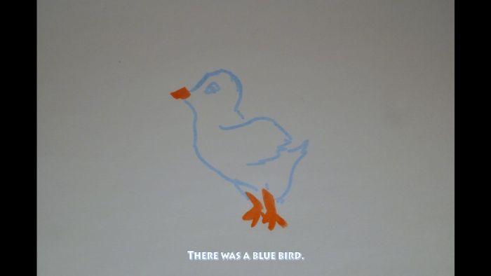 One Blue Bird (Hasumi Shiraki, Japan, 2015)