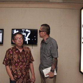 Irawan Karseno, Ketua Umum DKJ - kanan