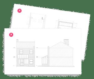 Arkiplan building plans