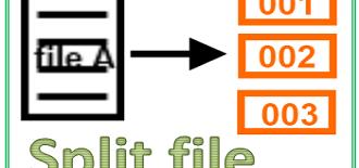 split command linux