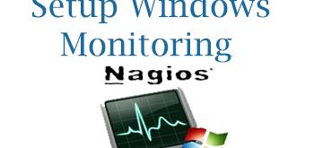 Monitoring Windows Client using Nagios