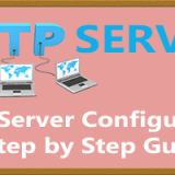 installation and configuration ftp server
