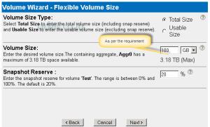 volume-size