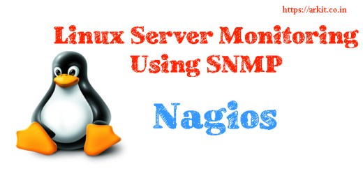 Linux sever monitoring using snmp Linux server monitoring using snmp