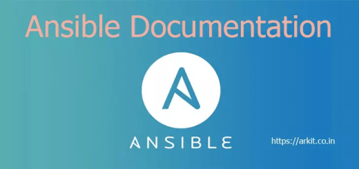 ansible-doc Ansible Documentation