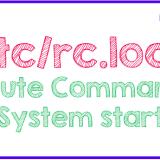 /etc/rc.local File in Linux